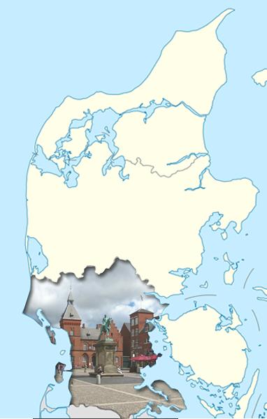 syd og sønderjylland