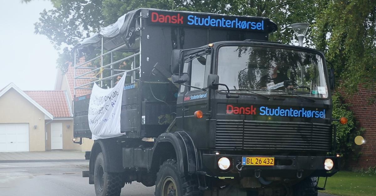 Dansk Studenterkørsel studentervogn