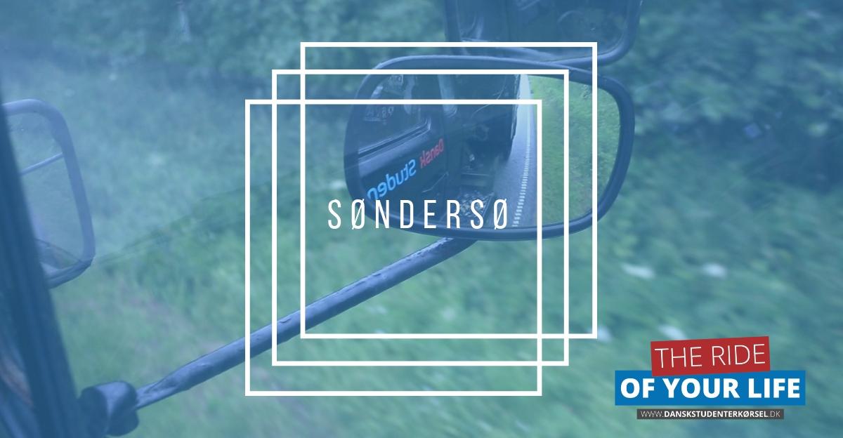 Studenterkørsel i Søndersø
