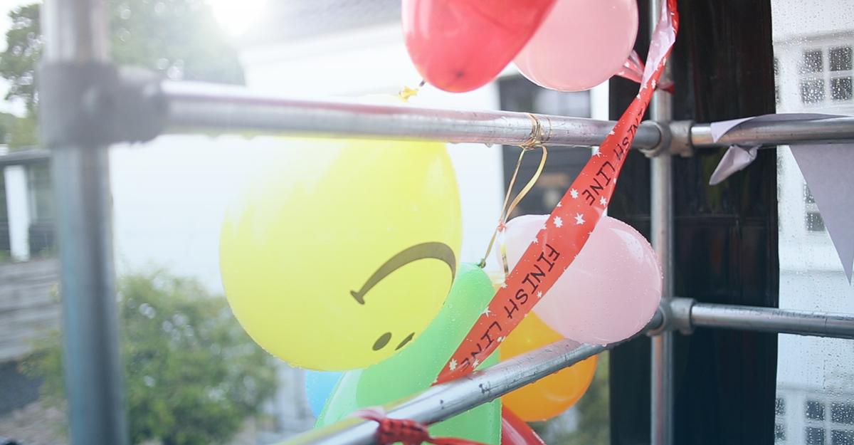 Dansk Studenterkørsel ballon