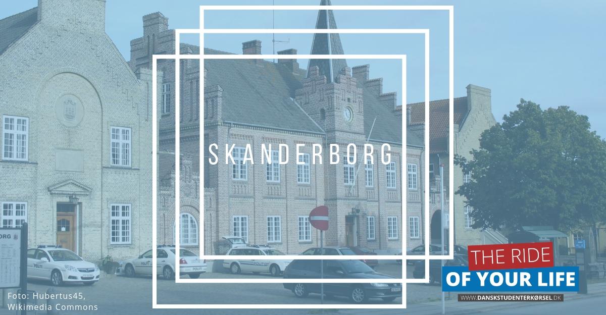 Studenterkørsel Skanderborg