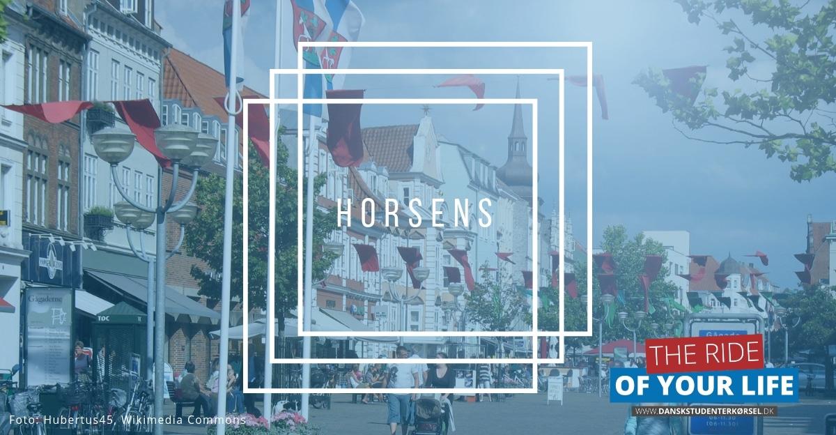 Dansk Studenterkørsel Horsens